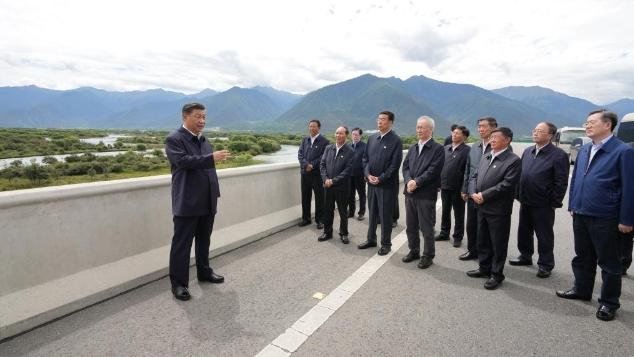 青藏高原生态保护,总书记如此重视!