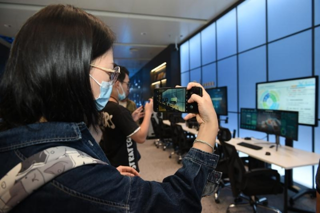 """5G为云南高质量发展增添""""无线""""可能!(云南移动供图)"""