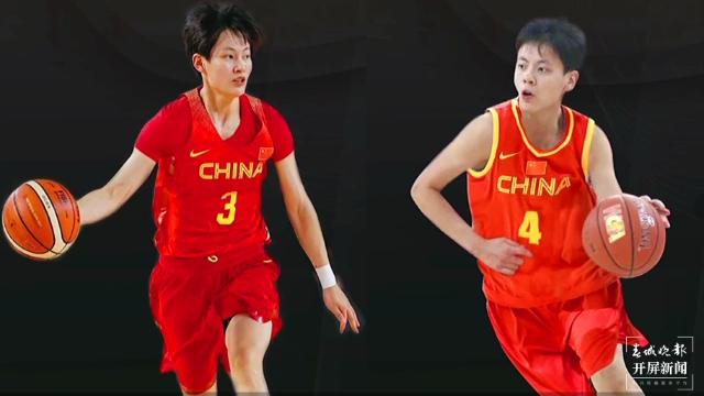"""篮球迷有福啦!爆红东京奥运会的昆明""""姊妹花"""",有望回昆见球迷"""