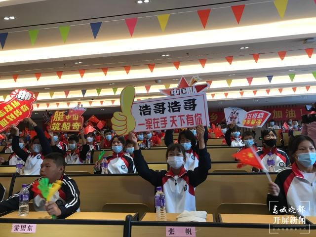 玉溪小伙刘浩获东京奥运会1000米双人划艇银牌(开屏记者李春丽摄影报道)