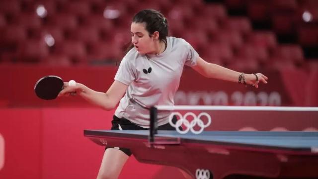 战火中的乒乓梦!叙利亚12岁乒乓球选手获邀来华训练
