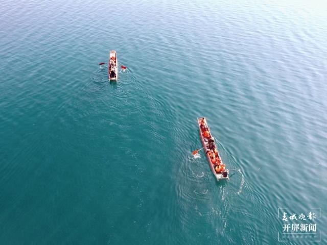 湖上之舟、舟上之人、人之歌声,丽江泸沽湖三绝你了解吗?