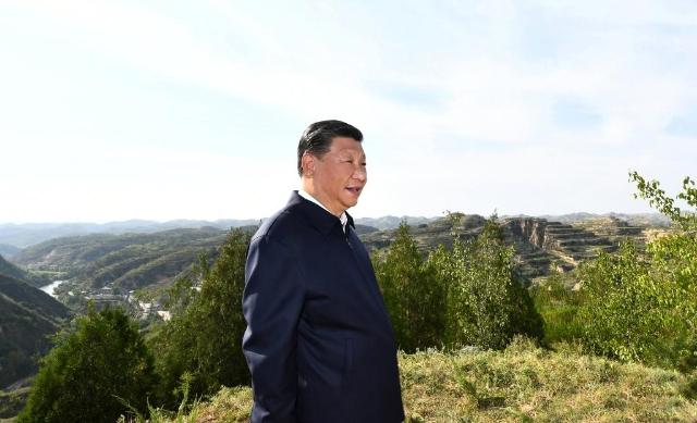 黄土高坡上的绿色变迁 新华社2.jpg