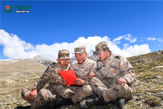 习主席的回信 中国军网1.jpg