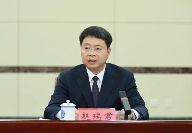 赵瑞君同志任中共红河州委书记