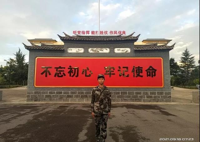 张桂梅的学生参军了,奔赴西藏!