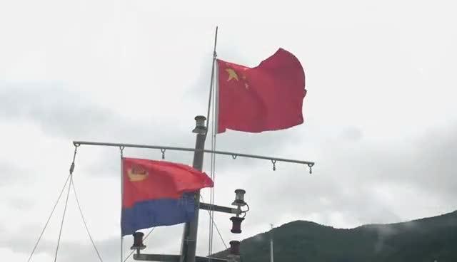 视频 | 派出执法艇14艘!国庆期间他们全力守护中缅界河安全