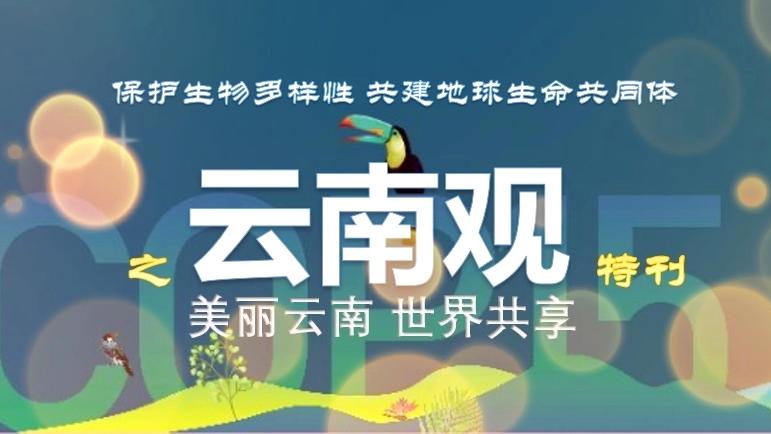 【COP15特刊】美丽云南 世界共享